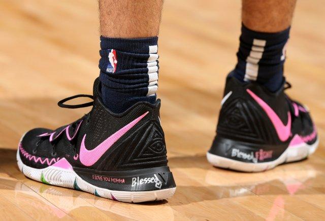 Tyus Jones: Nike Kyrie 5