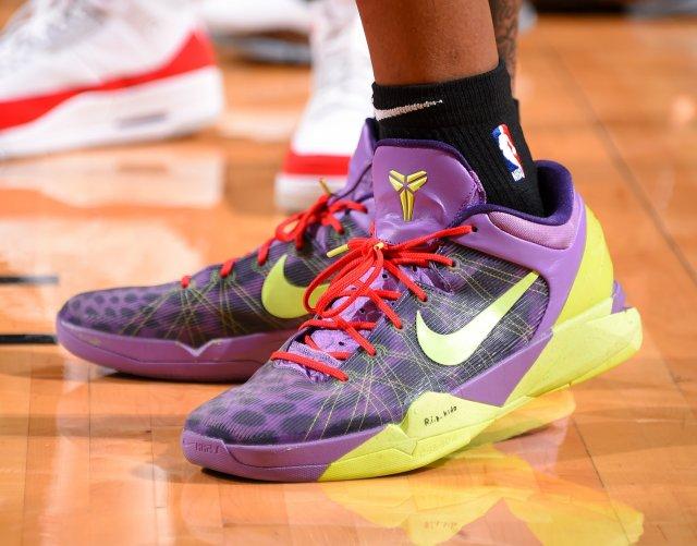 Ray Spalding: Nike Zoom Kobe 7 Supreme