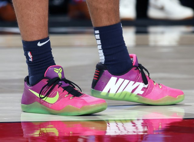 Trey Lyles: Nike Kobe 11