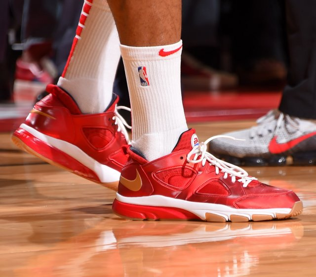 P.J. Tucker: EA Sports x Nike Zoom Huarache TR Low