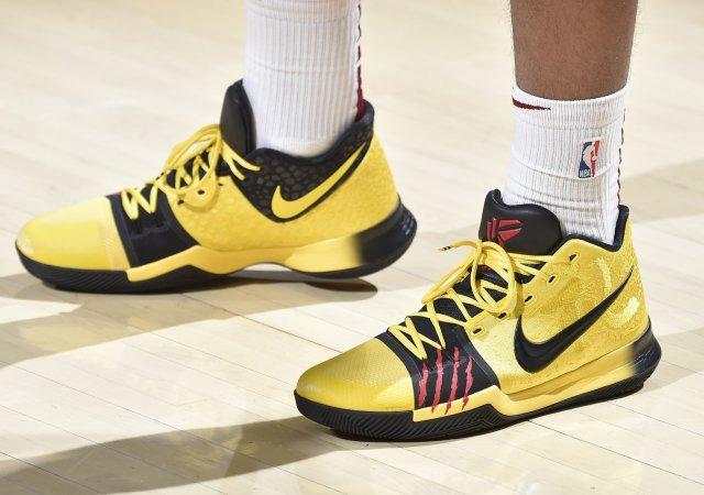 Marquese Chriss: Nike Kyrie 3
