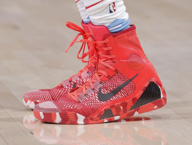 De'Aaron Fox: Nike Kobe 9 Elite