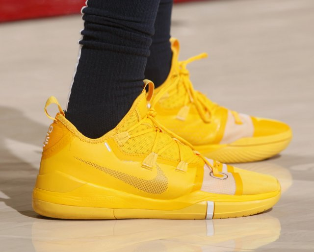 Tyler Lydon: Nike Kobe A.D. Exodus