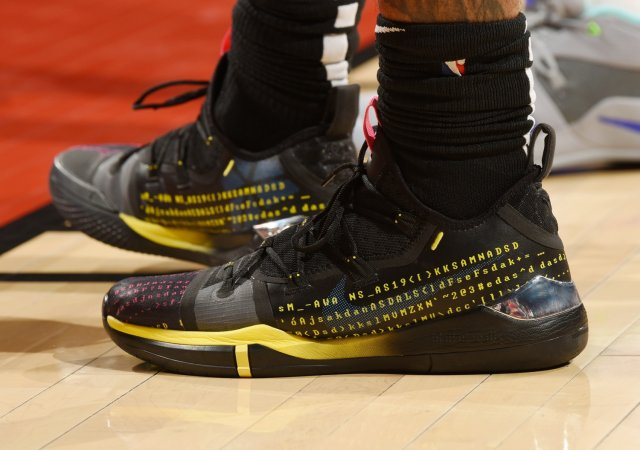 James Johnson: Nike Kobe A.D. Exodus