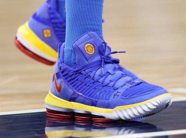 Markieff Morris: Nike LeBron 16