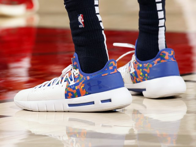 Will Barton: Under Armour HOVR Havoc Low