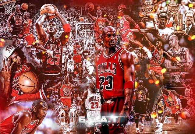 Michael Jordan GOAT 2019 Wallpaper 1280x880