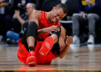 Родни Худ избежал серьезной травмы колена