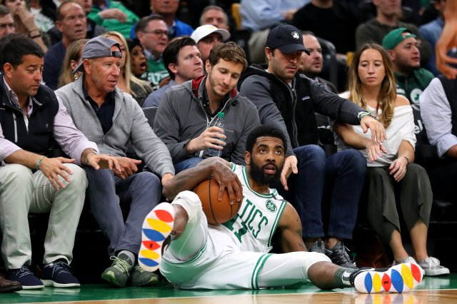 Кровавые слезы Хардена. Чем запомнится второй раунд плей-офф НБА