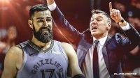 Йонас Валанчюнас: «Ясикявичюс способен быть главным тренером в НБА»