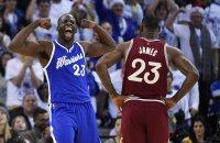 Дрэймонд Грин: «Отсутствие Леброна Джеймса в финальной серии НБА – это очень странно»
