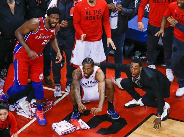 Да придет спаситель: Кавай Леонард - главный шанс на чемпионство «Торонто»