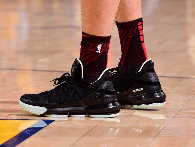 Meyers Leonard: Nike LeBron 16 Low