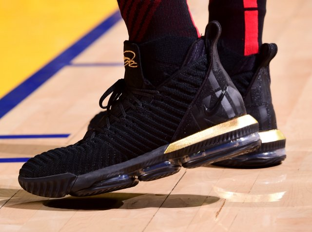 Maurice Harkless: Nike LeBron 16