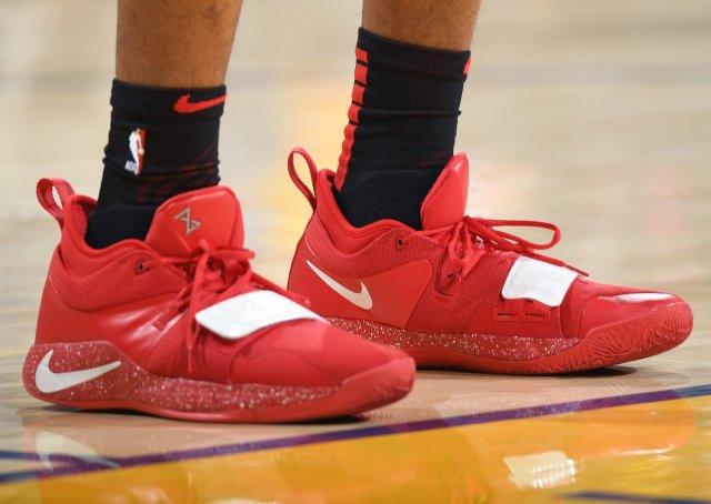 Rodney Hood: Nike PG 2.5