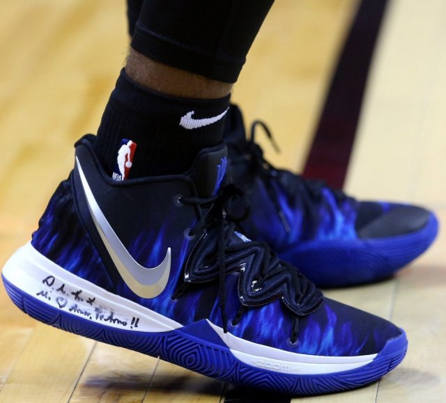 Топ 10 расцветок Nike Kyrie 5