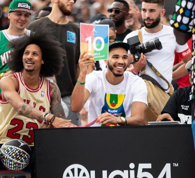 Что звёзды НБА делают на каникулах?