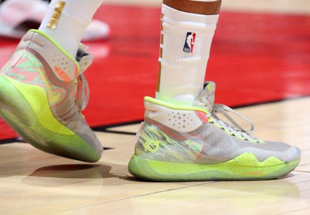 Quinn Cook: Nike KD 12