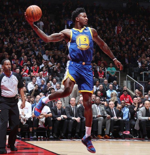 Jordan Bell: Nike Kobe A.D. Exodus