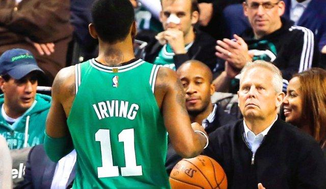 Дэнни Эйндж - худший генеральный менеджер НБА?