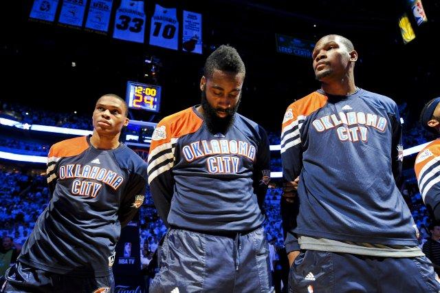 От потенциально величайшей династии в истории НБА не осталось и следа