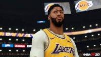 Представлен геймплей новой NBA 2K