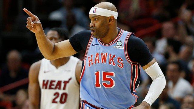 Винсу Картеру – 42, а он все еще в НБА. Чем Кармело Энтони в 35 хуже?
