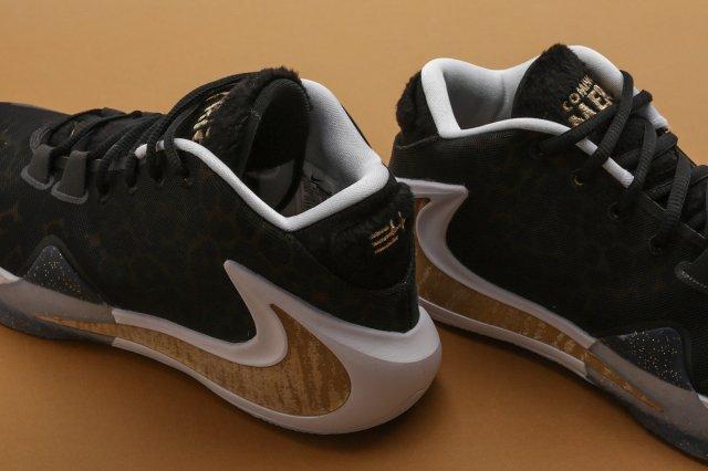 Nike Freak 1 «Coming To America» — расцветка на основе любимого фильма Янниса Адетокумбо