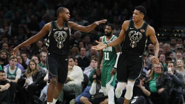 Абсолютный фаворит на титул НБА находится не в Лос-Анджелесе?