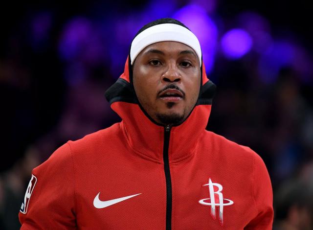 Карьера Кармело Энтони в НБА окончена?