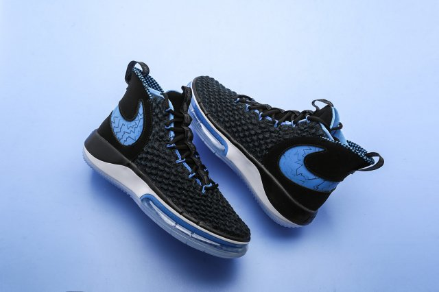 Обзор Nike AlphaDunk