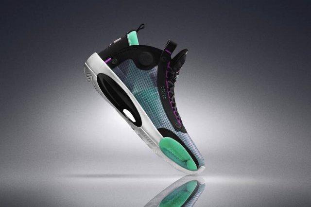 Jordan представил новую модель в своей коллекции — Air Jordan 34