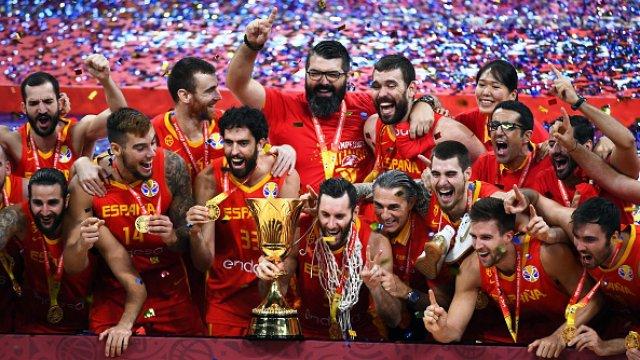 Золотая фурия. Испанцы – двукратные чемпионы мира