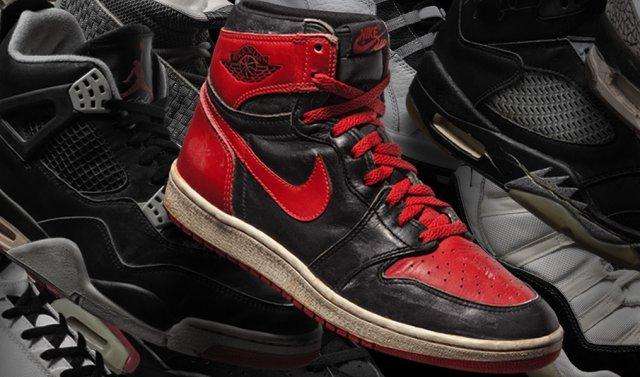 Все модели кроссовок Air Jordan