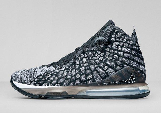 Nike представили новую именную модель ЛеБрона Джеймса — Nike LeBron 17