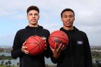 НБА разрешила скаутам посещать тренировки Ламело Болла и Ар Джей Хэмптона