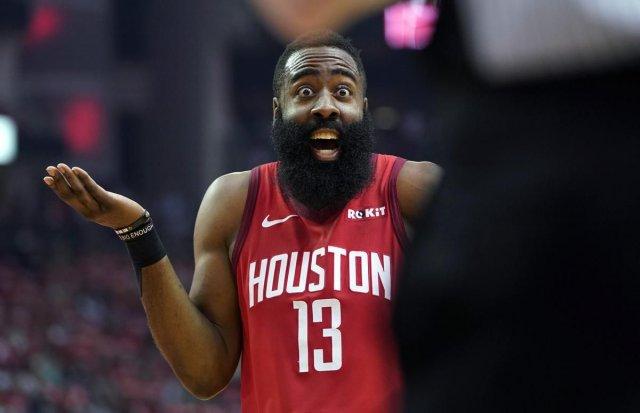Джеймс Харден - чокнутый профессор НБА