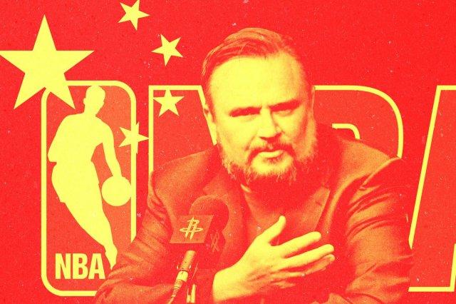 «Не будем приносить извинений»: в НБА ответили на возмущение Китая твитом менеджера «Хьюстона» о протестах в Гонконге