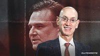Агенты рекомендуют игрокам НБА не высказываться на тему Китая