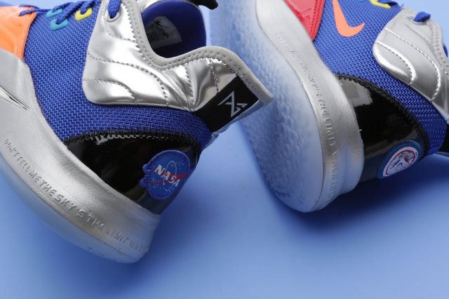 Nike PG3 x NASA — для высоких полетов