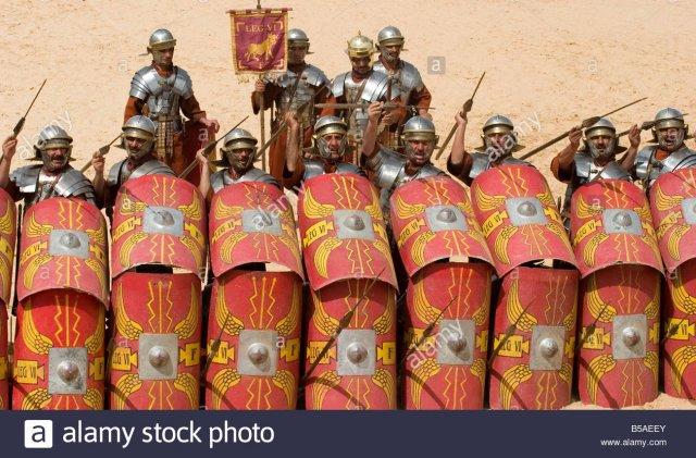 Железная поступь легиона