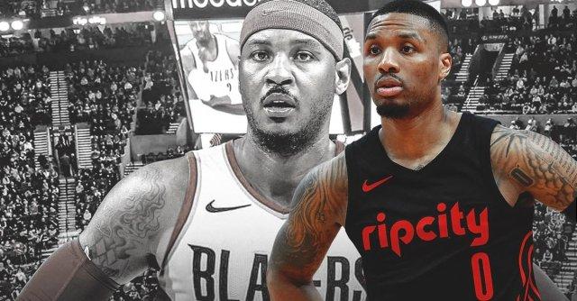 Кармело Энтони возвращется в НБА. Поможет ли это Портленду?