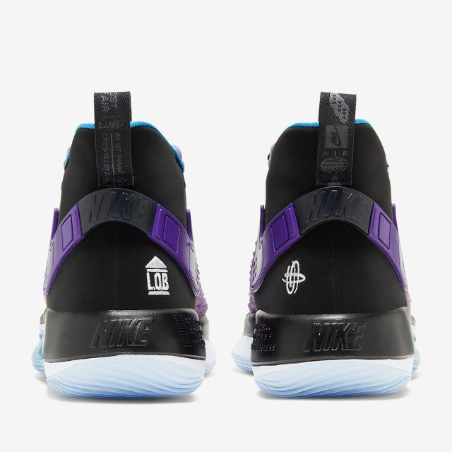Nike Alphadunk Flight Huarache — сплетение двух баскетбольных эпох