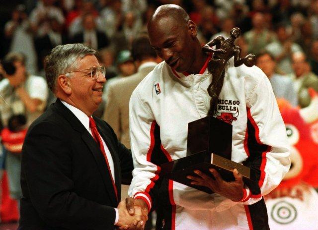 Человек, который создал НБА такой, какой мы ее любим