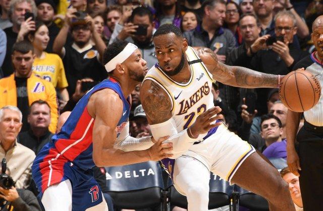 Регулярный чемпионат НБА. Результаты матчей игрового дня 06 января 2020