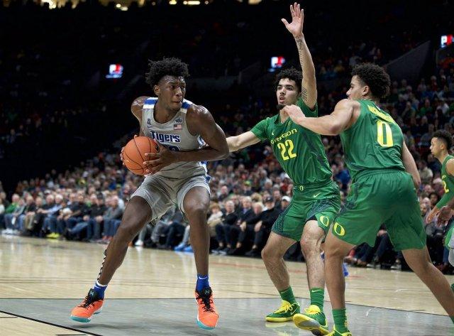 Юные таланты. Кто может стать первым номером драфта НБА 2020