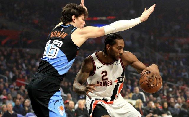 Регулярный чемпионат НБА. Результаты матчей игрового дня 15 января 2020