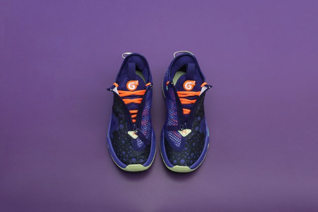 """Nike PG 4 """"Gatorade"""" — детальный взгляд"""