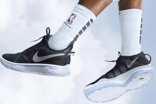 Обзор Nike PG 4 — новые кроссовки Пола Джорджа