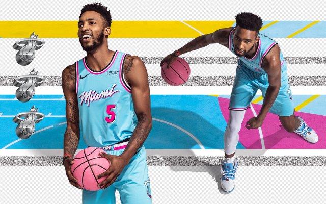 Derrick Jones Jr Miami 2020 Wallpaper 2880x1800